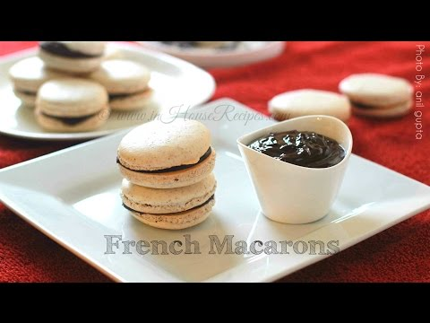 French Macaroons Cookie - Hindi - inHouseRecipes