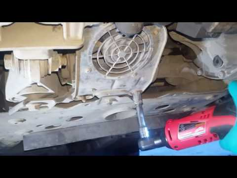 2002-2006 MINI Cooper: Replacing the power steering cooling fan