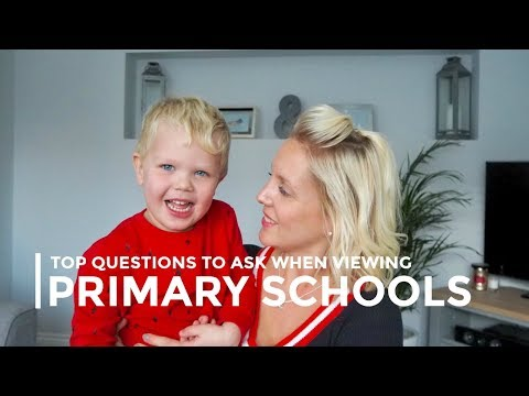 Top Questions to Ask When Viewing Primary Schools | Starting School Tips