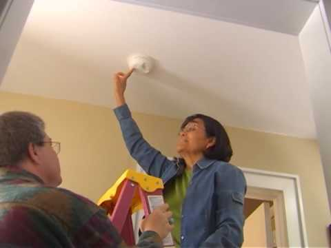 Install, Inspect, Protect. Check your smoke detectors today.