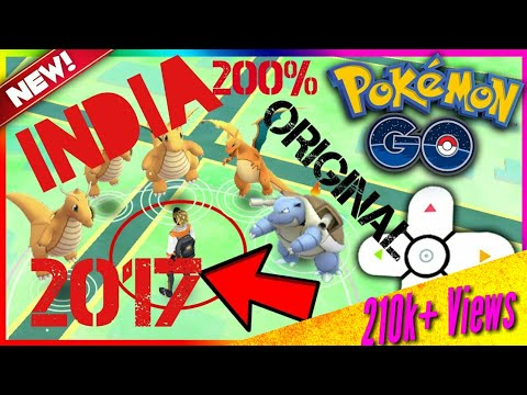 Pokémon Go Hack 2017 Hindi INDIA  No Root  For Android lollipop,Marshmelo,And Nougat ORIGINAL HACK