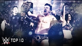The most surprising championship changes - WWE Top 10