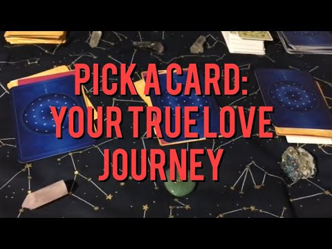 Pick a Card Reading | Your True Love Journey