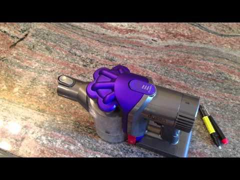 Dyson Handheld Problem & Fix
