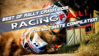 WRC RALLY CRASH EXTREME BEST OF 2015-2018 THE ESSENTIAL COMPILATION! PURE SOUND! ReUp