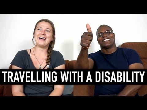 Travelling With A Disability...