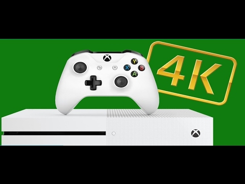 xbox one S 4K movies and videos from usb and external hard drive