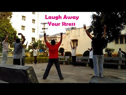 Laughing Therapy - Laughter Yoga