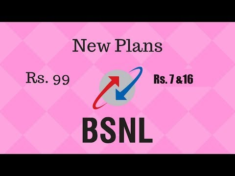 BSNL Rs 99 plan offers unlimited calls, Data Plan, SMS