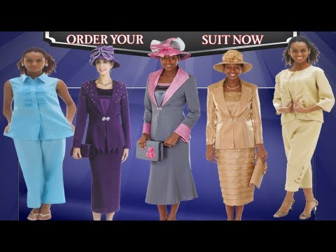 Womens Wear Collection is casual, formal, church and fun, Suits, dresses, casual wear