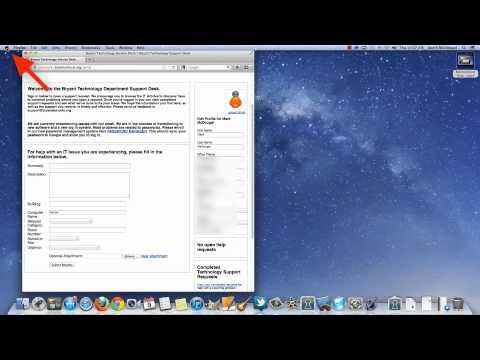 Computer name mac
