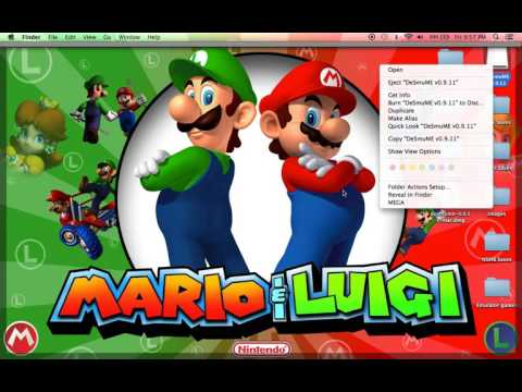 How to install ds emulator for mac