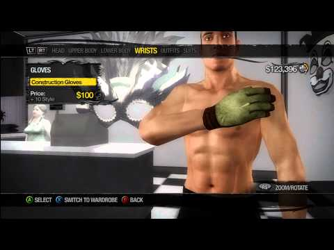 Saints Row 2: How To Get Awesome Outfits And Suits