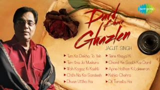 Dard Bhari Ghazalen | Best of Jagit Singh | Tum Ko Dekha To Yeh Khayal Aaya