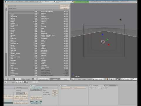 Blender 3D - Importing Models