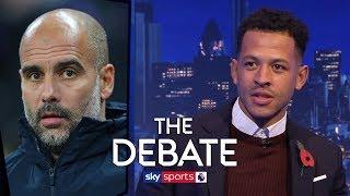 Is Pep Guardiola the greatest coach ever?   The Debate   Rosenior, Scott & Murphy