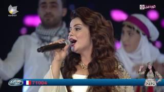 Kurd Idol - Jînda Kenco - Gûla Zer & Nazlîyê/ ژیندا کەنجۆ - گولا زەر & نازلیێ
