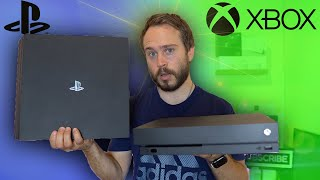 Playstation Fanboy Reviews Xbox One X - Road to Xbox Series X