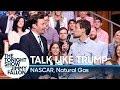 Talk Like Trump NASCAR Natural Gas