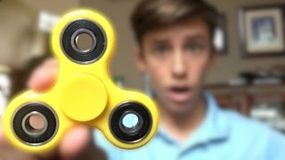 Download Top 8 Easy Fidget Spinner Tricks for Beginners! (Hand Spinners) Video