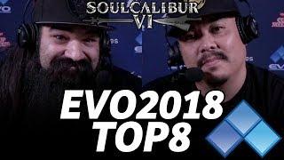 Evo Top 8 Soul Calibur 6 Videos 9tube Tv
