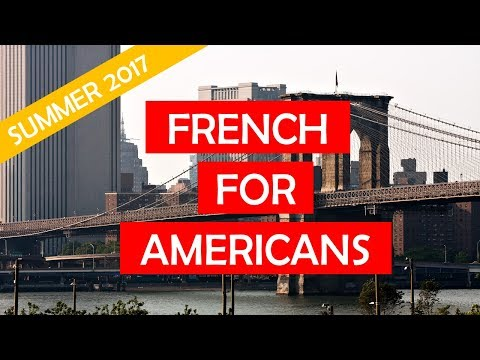 French for Americans # Discover 4 French phrases with ON