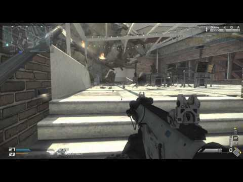 Call of Duty Ghosts - TDM - Chasm (12/17/2013) - (75-61) -