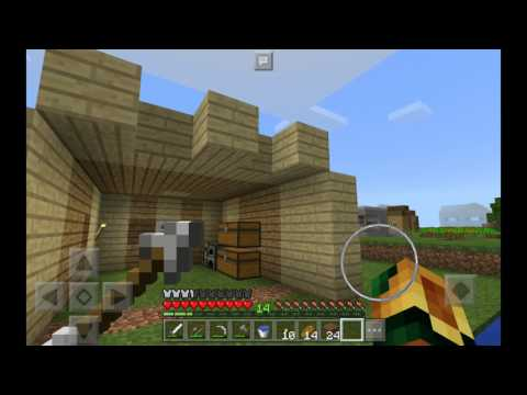 Doing random stuff in my survival let's play world! | [EP 5]
