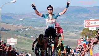 Giro d'Italia 2018 alla Radio - Arrivo 4° Tappa (CATANIA - CALTAGIRONE) da Rai Radio 1