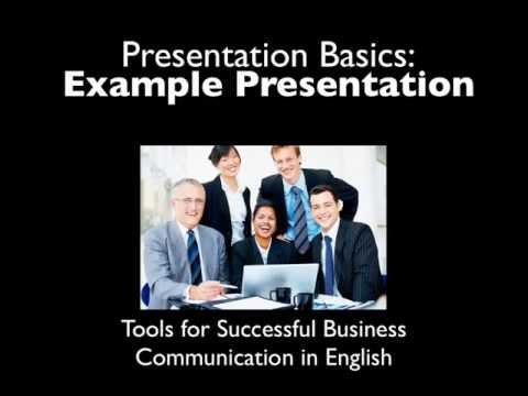 Business English Presentations - Example Presentation.mp4
