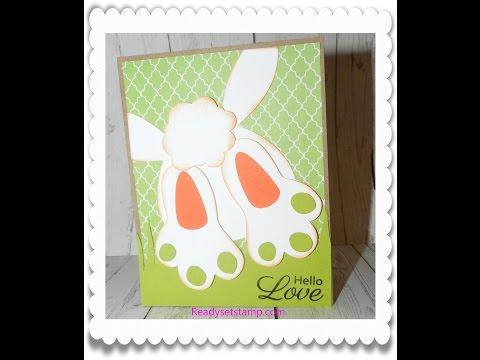 Bunny Tail Card