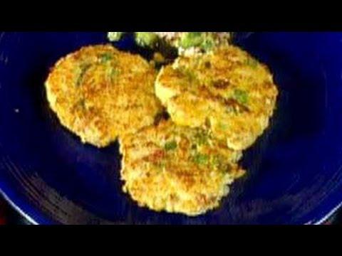 Fish Cakes with Cucumber Relish Recipe