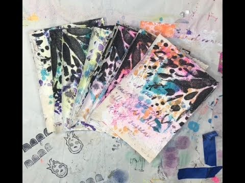 'Crazy Pages' Collaboration Process Video