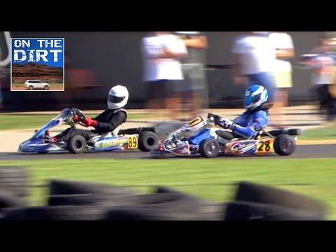 GoKart Full Race - Indy 800 Race Series 100cc Clubman Light