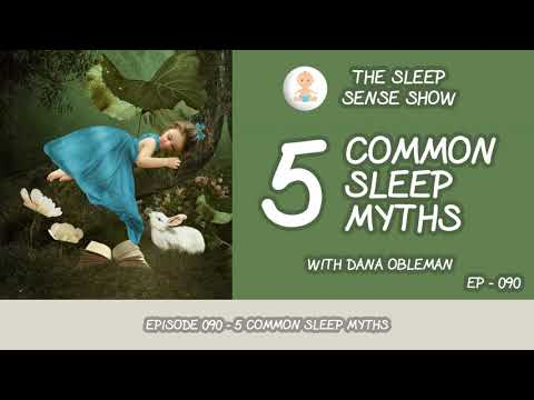 Episode 090 - 5 Common Sleep Myths