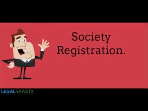 Society Registration