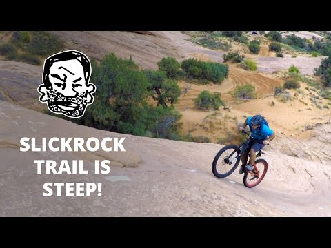 Slickrock MTB Trail - The Most Famous Bike Trail