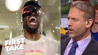 It's about time people recognize Kawhi as the best player in the world – Max Kellerman | First Take