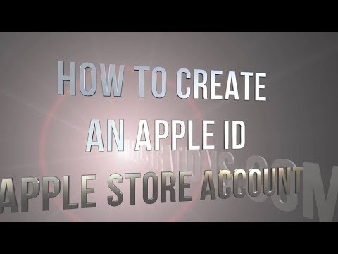 New! How to make an account in AppStore with any country!!