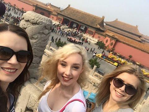 Beijing // China 2k16 // Tiananmen Square / The Great Wall / Bird's Nest / Forbidden City