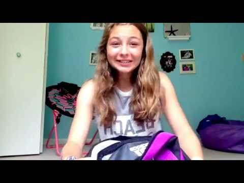 Cleaning Out My Backpack | Back To School