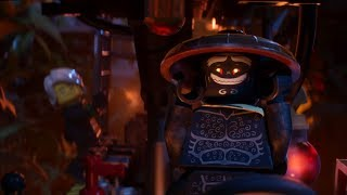 The LEGO NINJAGO Movie - Me & My Minifig: Dave Franco & Justin Theroux