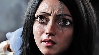 Alita: Battle Angel | official trailer #1 (2018)