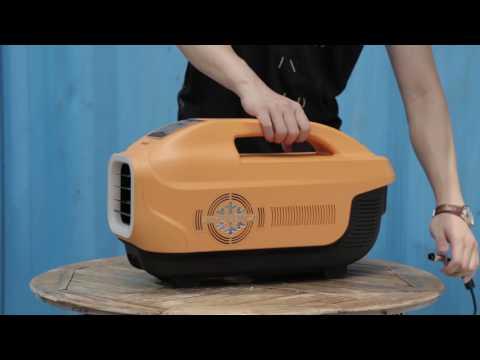 Zero Breeze: The World's Coolest Portable Air Conditioner   NOW LIVE ON KICKSTARTER!