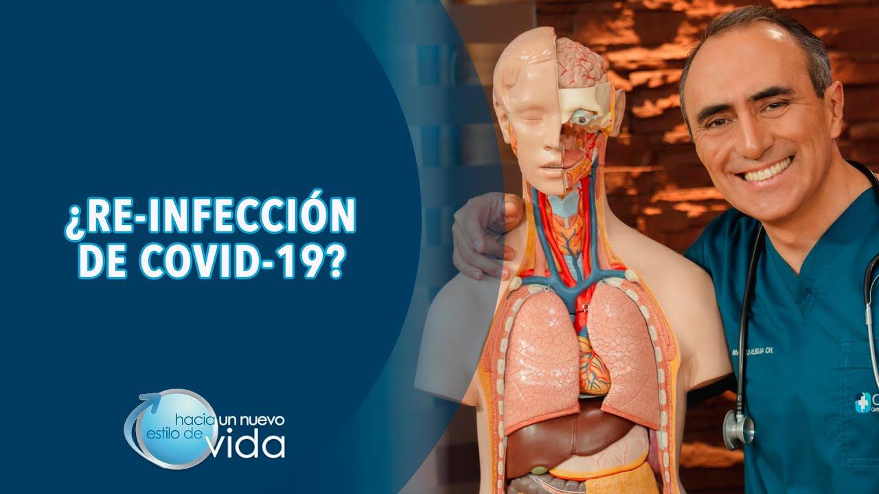 ¿RE-INFECCIÓN DE COVID-19? - HACIA UN NUEVO ESTILO DE VIDA