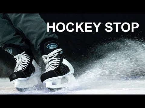 Learn to Hockey Stop    Learn Quick