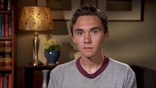 Florida Shooting Survivor David Hogg Accused of Conspiracy