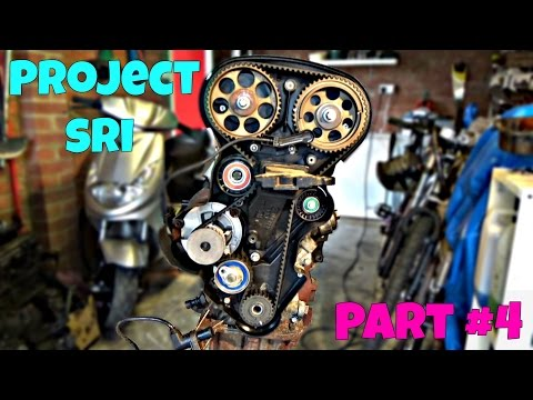 Project SRI - Part #4 - Timing Belt Time!
