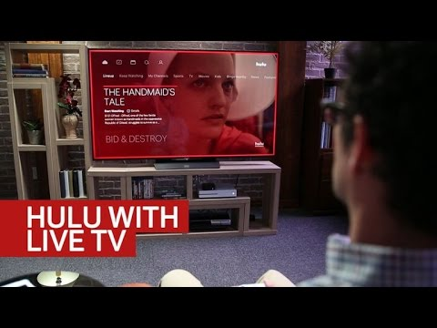 Tour the new Hulu, now streaming 50 live TV channels