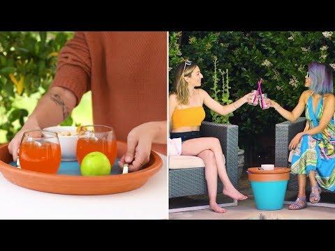 Backyard, More Like A HACKYard! Easy Tips and Hacks by Blossom